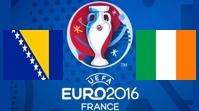 Босния и Герцеговина - Ирландия Обзор Матча (13.11.2015)