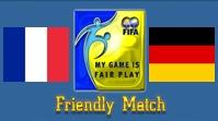 Франция - Германия Обзор Матча (13.11.2015)