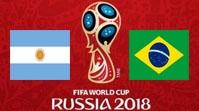 Аргентина - Бразилия Обзор Матча (14.11.2015)