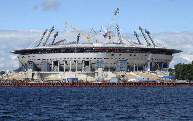 Стадионы, которые скоро увидит мир