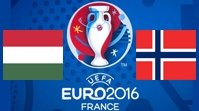 Венгрия - Норвегия Обзор Матча (15.11.2015)