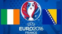 Ирландия - Босния и Герцеговина Обзор Матча (15.11.2015)