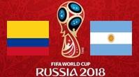 Колумбия - Аргентина Обзор Матча (17.11.2015)
