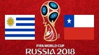 Уругвай - Чили Обзор Матча (18.11.2015)