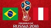 Бразилия - Перу Обзор Матча (18.11.2015)