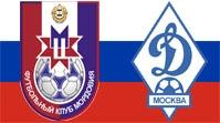 Мордовия - Динамо Обзор Матча (22.11.2015)