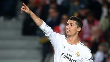 Криштиану Роналду поднялся на третье место в списке лучших бомбардиров пяти ведущих чемпионатов Европы