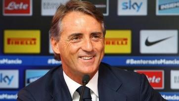 Манчини: «Интер» провёл прекрасный матч»