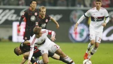 Лам сфолил в рамках Бундеслиги впервые за 24 поединка