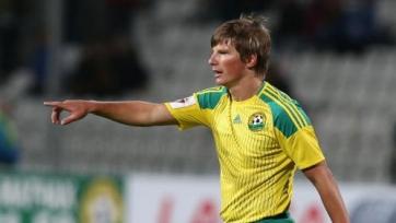 Андрей Аршавин пропускает матч с «Локомотивом» из-за травмы