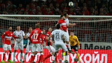 «Спартак» не смог выиграть в шестом домашнем матче