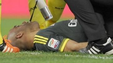 Алекс потерял сознание во время матча «Лацио» - «Милан»