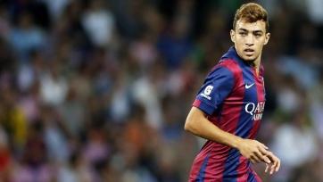 «Эвертон» интересуется нападающим «Барселоны»