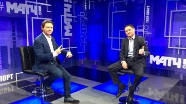 Дмитрий Аленичев: «Для того, чтобы выиграть чемпионат, требуются кадровые перестановки»