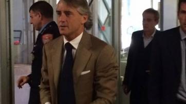 Роберто Манчини: «Приятно лидировать в чемпионате»