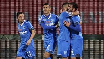 Гол Сапонары принёс «Эмполи» победу в Палермо