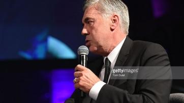 Карло Анчелотти призывает не спекулировать слухами о контактах с «Челси» и «Баварией»
