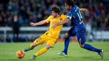 Серхи Роберто может сыграть на Евро-2016