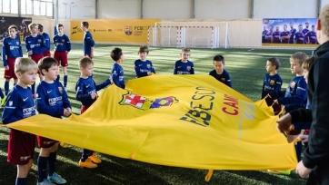 Лагеря «Барселоны» открылись в Сочи и Москве