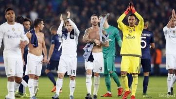 Анонс. «Реал» - ПСЖ — кто первый завоюет путёвку в плей-офф?