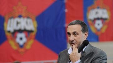 Евгений Гинер: «Бюджет ЦСКА — 70 миллионов долларов, а «МЮ» - 400 миллионов фунтов, и мы играем с ними на равных