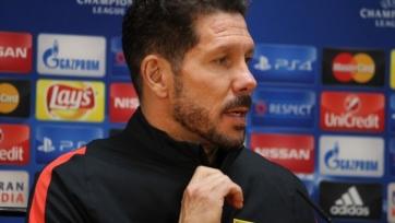 Диего Симеоне: «Соперник показал себя очень достойно»