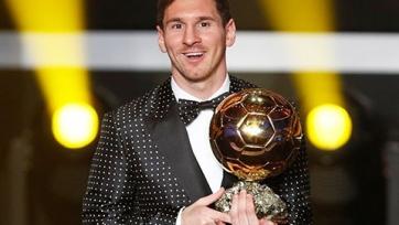 Криштиану Роналду: «Если Месси выиграет «Золотой мяч», я не расстроюсь»
