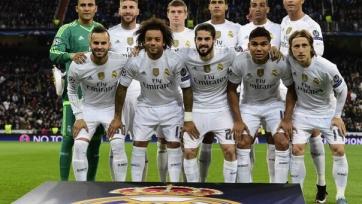 «Реал» повторил рекорд «Барселоны» для групповой стадии ЛЧ