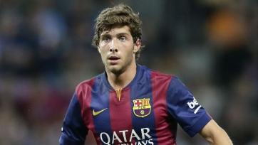 Луис Энрике: «Серхи Роберто готов к вызову в сборную Испании»