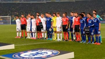 Стали известны стартовые составы «Челси» и «Динамо»