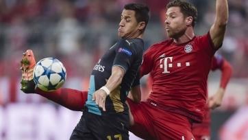 «Бавария» разгромила «Арсенал»