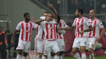 «Олимпиакос» одержал волевую победу над «Динамо» из Загреба