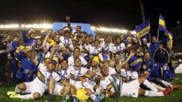 «Бока Хуниорс» стал победителем Кубка Аргентины