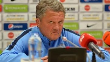 Маркевич: «Надеюсь, что у футболистов есть желание удачно сыграть»