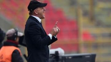 «Палермо» может остаться без главного тренера
