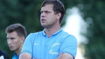 Главный тренер «Зенита-2» дисквалифицирован на один тур