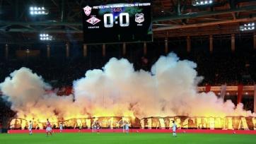 «Спартак» проведёт один матч при частично закрытых трибунах