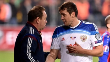 Леонид Слуцкий: «Дзюба лучший футболист, с кем мне доводилось работать»
