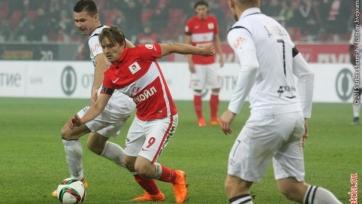 Денис Давыдов получил травму и пропустит матч с «Тереком»