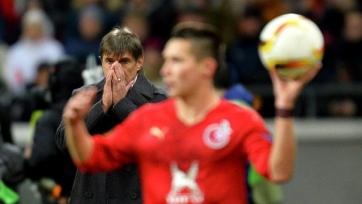Валерий Чалый: «Возможно, игроки перегорели из-за полных трибун»