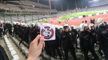 Фанат «Локомотива» рассказал об агрессивных действиях турецкой полиции