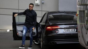 Роналду: «Я – легенда футбола»