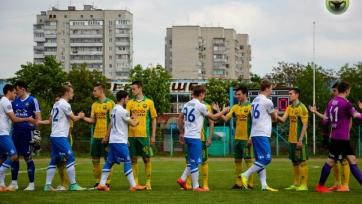 «Молодёжка» «Динамо» расписала мировую с «Кубанью»