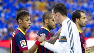 Неймар: «Никогда не смотрел матчи «Реала» полностью»