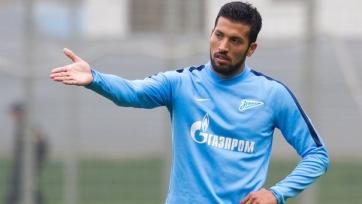 Эсекьель Гарай не сможет сыграть против «Локомотива»