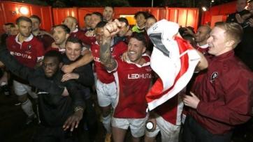 «Солфорд Сити» одержал громкую победу над «Ноттс Каунти»