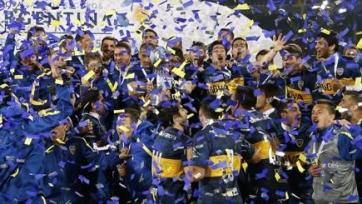 «Бока Хуниорс» выиграл также и Кубок Аргентины