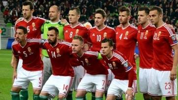 Венгры огласили заявку на игры с норвежцами
