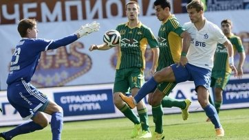 Стали известны стартовые составы «Динамо» и «Кубани»