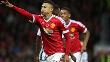 «Манчестер Юнайтед» разобрался с «Вест Бромвичем»